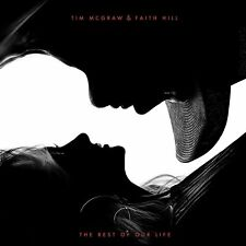 TIM McGRAW & FAITH HILL THE REST OF OUR LIFE CD NEW