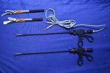 Laparoscopic Laparoscopy Bipolar Maryland & Robi 5mm With Bipolar Cable