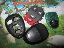 OEM GM 22733523 Remote Transmitter Key Fob In GREAT Condition! New Battery & Pad