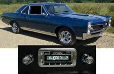 USA-630 II* 300 watt 1967 GTO Le Mans Tempest Stereo Radio AM FM iPod USB Aux in
