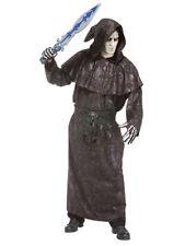 Dark Vengeance Hooded Robe Adult Costume
