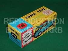 Corgi #475 Citroen Safari 'Winter Olympics' - Reproduction Box by DRRB