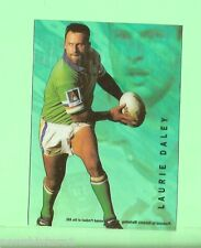 1996 RUGBY LEAGUE  ACETATE CARD  W7  LAURIE DALEY, CANBERRA RAIDERS