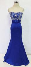 B. DARLIN Royal Prom Formal Evening Gown 1 - $110 NWT