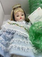 "Madame Alexander Alice in Wonderland 75th Anniversary 8"" Doll Original Box Tag"