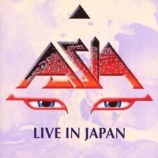 Asia Live in Japan CD 2007 2 Discs