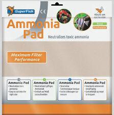 Superfish ammoniac Extracteur Filtre Pad 45x25cm coupé taille s'adapte à la plupart Aquarium Filtres
