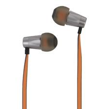 GGMM Alauda Earphone With Volume Control and Built-in Microphone - Orange