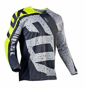 Jersey 2021 Team MTB Motocross PRO Fox Maillot DH Cycling Downhill Bike Sleeves