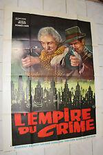 Karn & Kahn : L'empire du crime affiche de cinéma pliée format 120x160cm