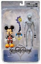 Disney Kingdom Hearts Mickey & Dusk Action Figure Gamestop Exclusive #sjan19-18