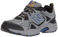 New Balance Mens MT481LC3 Low Top Lace Up Running Sneaker, Steel, Size 13.0 d5Rw