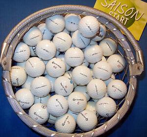⭐️ 50 TaylorMade Golfbälle - weiß - siehe Original-Fotos - Taylor Made ⭐️