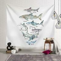 Wall Decor Cotton Wall Hanging Beach Throw Tapestry T6B2