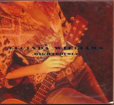 Lucinda Williams Righteously RARE promo CD single '03