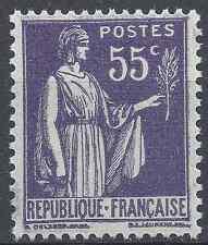 FRANCIA TYPE PAIX N°363 - NEUF LUXE CON GOMMA ORIGINALE