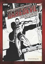 David Mazzuchelli's DAREDEVIL: BORN AGAIN TPB Artist Edition IDW Comics TP