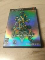 Kingdom Hearts II PlayStation 2 PS2 Square Enix