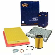 Inspektionskit Öl Luft Innenraumfilter f. Opel ASTRA G CC F48, F08 F35