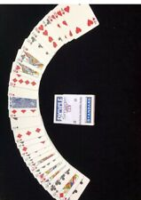 Invisible Deck -better Grip With Smoother Slip- Bicycle Cards Blue Magic Trick