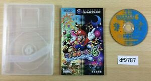 Mario Party 6 Disc Nintendo GameCube GC NTSC-J Japan Import US Seller