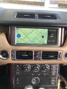 For Range Rover Car GPS Navigation System Headunit Radio Stereo Autoradio BT