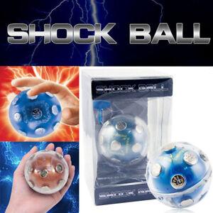 Shock Ball Shocking Abenteuer Spiel Elektronisches Spielzeug Neuheit Geschenk