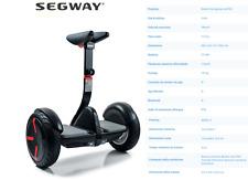 Segway miniPro black nero Hoverboard 18 km/h 12,8kg elettrico resistenze acqua