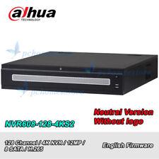 Neutral Version Dahua NVR608-128-4KS2 128 Ch 4K NVR H.265 Network Video Recorder