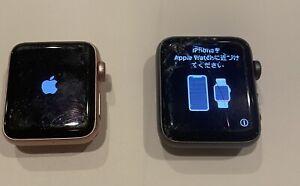 Apple watch series 3 38mm rose gold