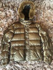 Moncler Hubert Down Jacket Size 4