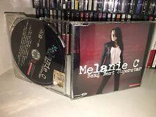 MELANIE C SPICE GIRLS NEXT BEST SUPERSTAR RARE CD MAXI SINGLE ITALY + VIDEO