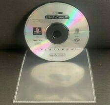 PS1 Game - Gran Turismo 2 Platinum Arcade Mode Disc