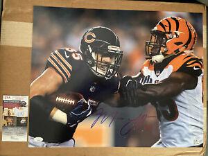 Cincinnati Bengals Malik Jefferson Signed Autographed 16x20 Photo JSA COA Jersey