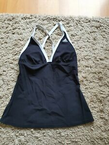 Ladies Adidas Tankini Top Size 8-10 NEW Swimsuit