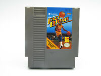 Magic Johnson's Fast Break Nintendo NES Game Tested Free Shipping