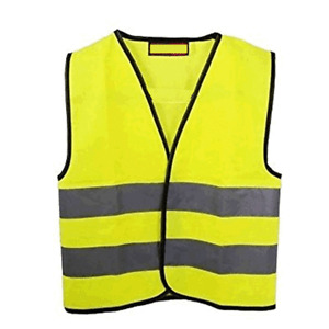 Baby Size Yellow Vest Infant Reflective Safety Hi Viz Visibility Waistcoat S M L