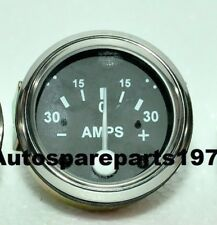 30 Amp Gauge Ammeter for Massey Ferguson Massey Harris ABC109 515521M91 530562M