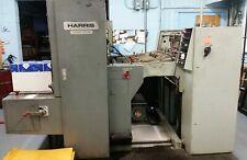 Harris 25x36 Offset Printing Press