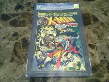 X-Men 94 CGC 8.5 VF+ 2nd App Storm Colossus Thunderbird Nightcrawler