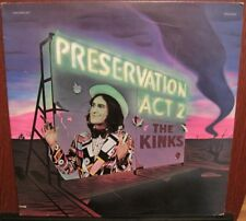 THE KINKS - Preservation Act 2  - DBLP-co-gf -CDN -Ray Davies-70s Hard Rock L@@K