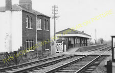 Wadborough Railway Station Photo. Worcester - Pirton. Defford Line. (2)
