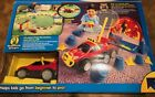 Remote Control Race Track Car Fisher Price Childs Adjustable Learning Modes