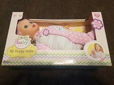 NEW BABY BASICS My Happy Baby 2017 Doll Girls New Adventures