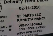 New listing Wb27T10463 Ge Control Board Oem Wb27T10463