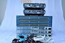 Cisco Premium Home MEGA Lab Kit for CCENT - CCNA Routing Switching 8 x UNITS