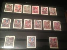 Croatia Kroatien ww2 1941 complete set  -forgery !