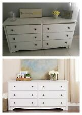 Bedroom Furniture For Teen Girls Low Chest Of Drawers For Clothes Dressers Wood