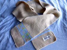 RIPCURL Surf usure écharpe, beige, vert, bleu design, taille 155 x 16 cms