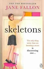 Skeletons, By Fallon, Jane,in Used but Acceptable condition